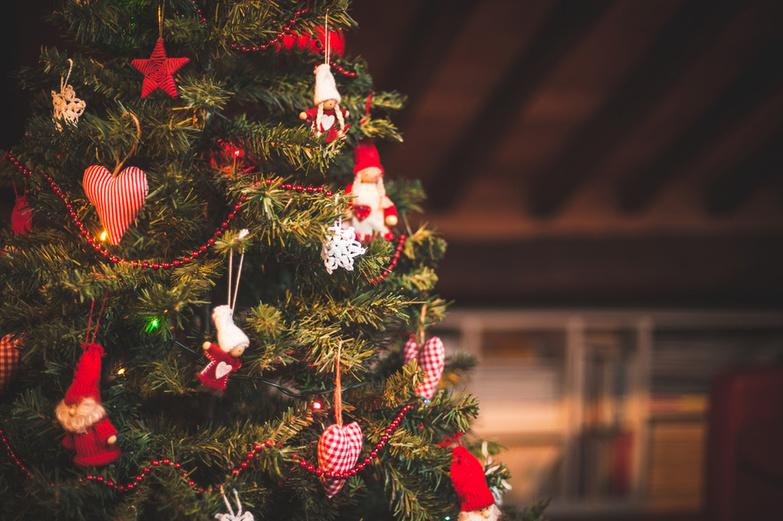 Christmas tree ornamnets