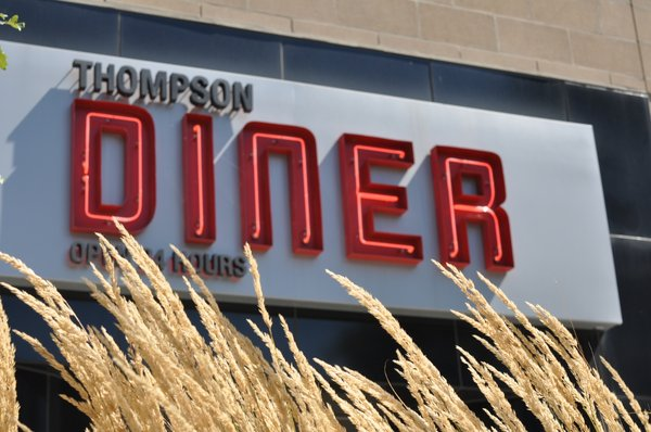 Thompson Diner Front