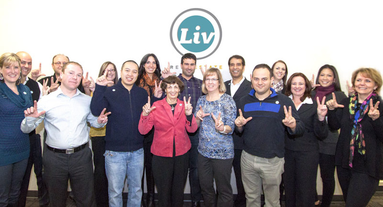 Liv Real Estate Team Oct2012