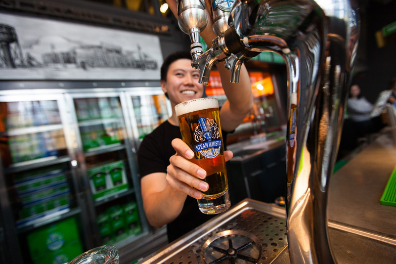 Steam Whistle Brewery 22