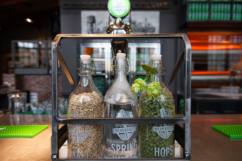Steam Whistle Brewery 23