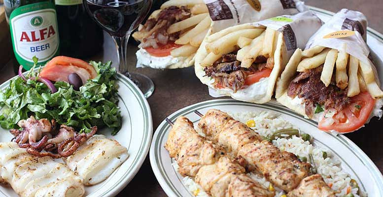 Messini Authentic Gyros
