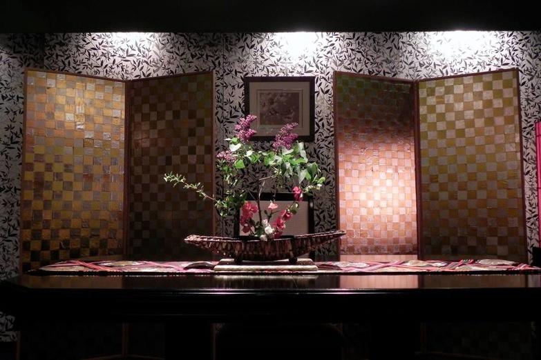 Kaiseki interior