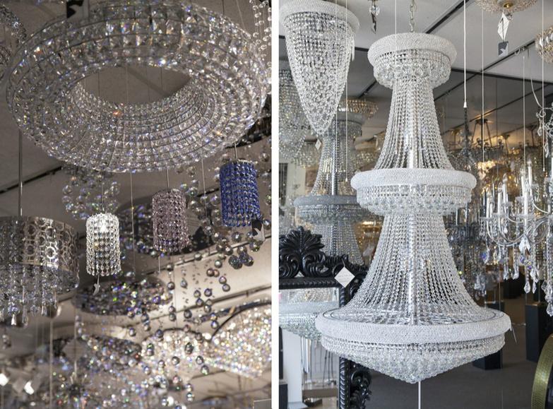 Lighting Originals chandeliers