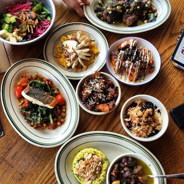 Fat Pasha meals