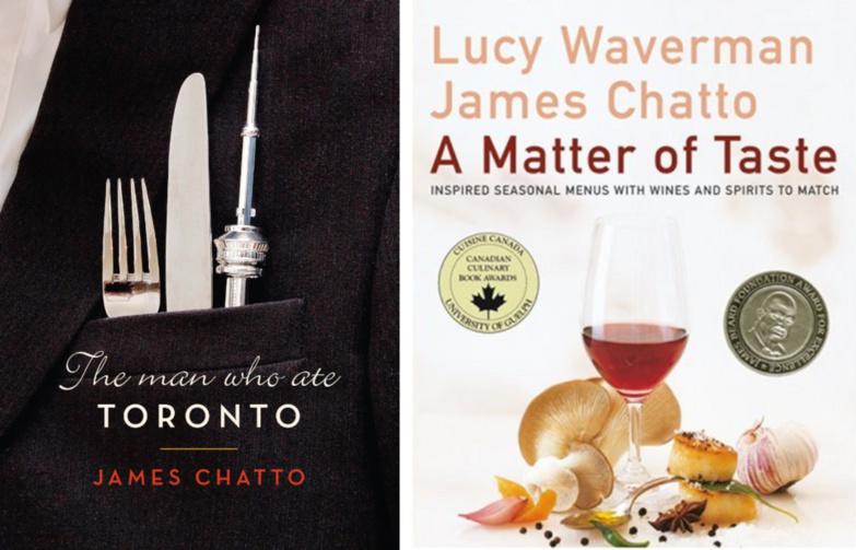 James Chatto Books