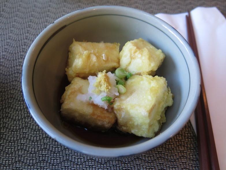 Tokyo Kitchen Agedashi tofu 1