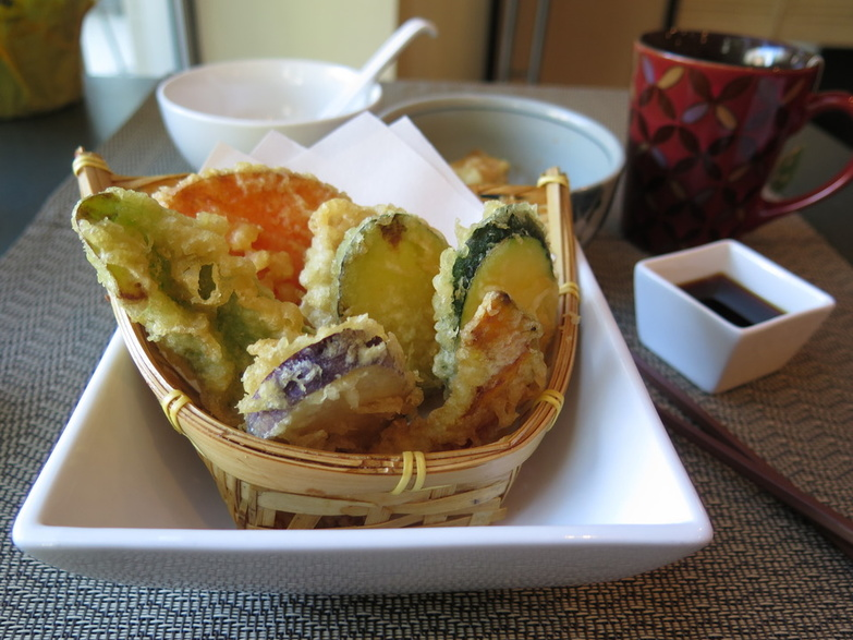 Tokyo Kitchen Vegetable tempura 3
