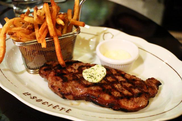 La Societe Steak