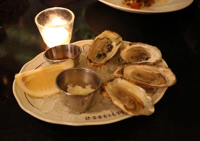 la societe oysters