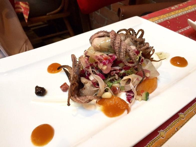 la palette octopus