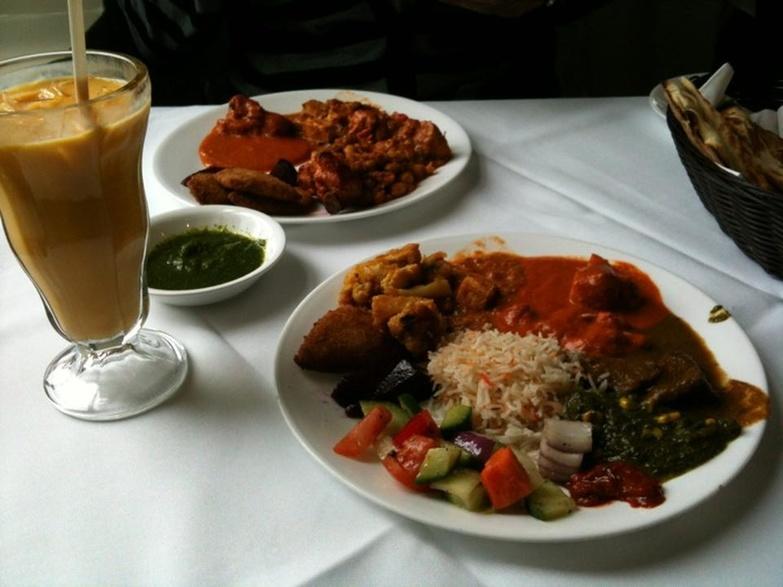 Top indian restaurants in toronto jamie sarner for Aroma fine indian cuisine king street west toronto on