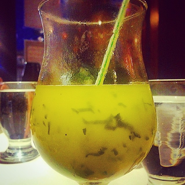 Mango Rum Mojito by vinay s
