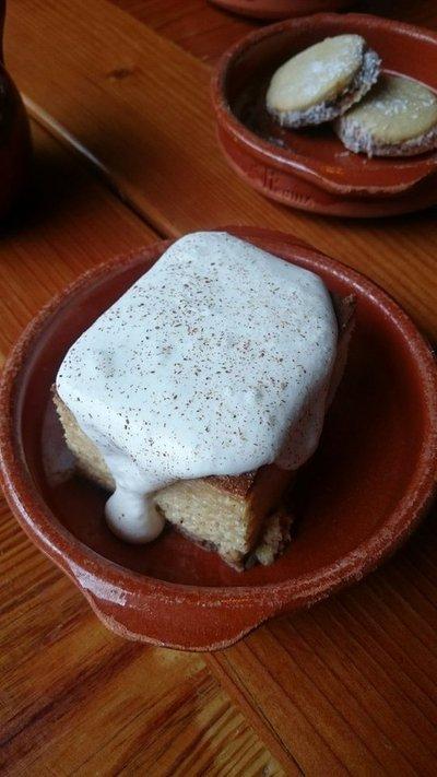 Cocina Economica Pastel de tres leches
