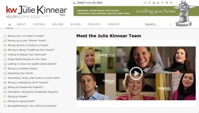 The Jullie Kinnear Team