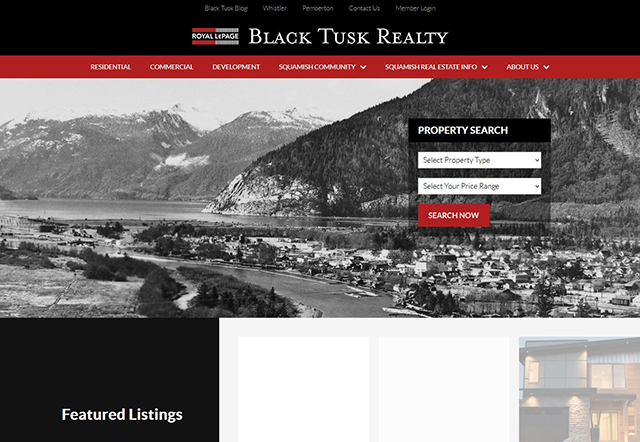 Black Tusk Realty