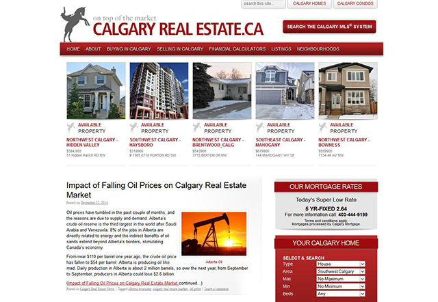 Calgary Real Estate