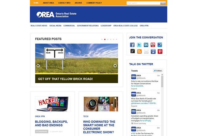 OREA Blog