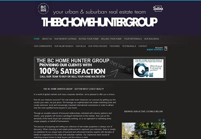 The B.C. Home Hunter Group