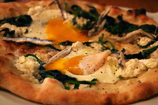 Jamies Italian Pizza Fiorentina