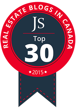 Top 30 Real Estate Blogs Badge