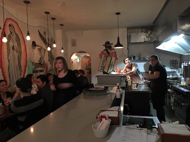 Compechano interior atmosphere kitchen