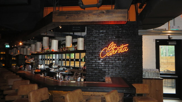 La Carnita Upper Level