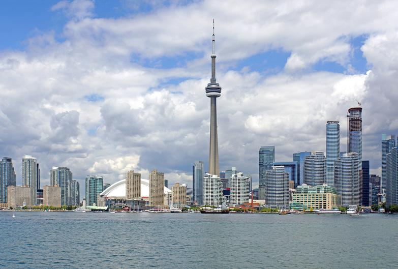 Toronto by Dennis Jarvis