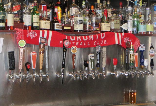BeerBistro tap