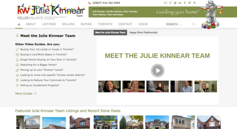 The Julie Kinnear Team