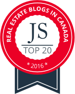 JS Top 20 Real Estate Blogs Badge