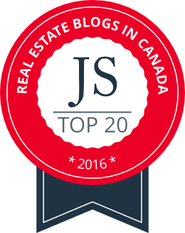 Top 20 Real Estate Blogs Badge