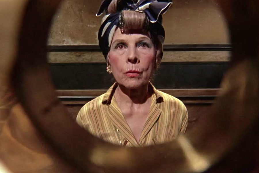 You really don't want the neighbour from Rosemary's Baby