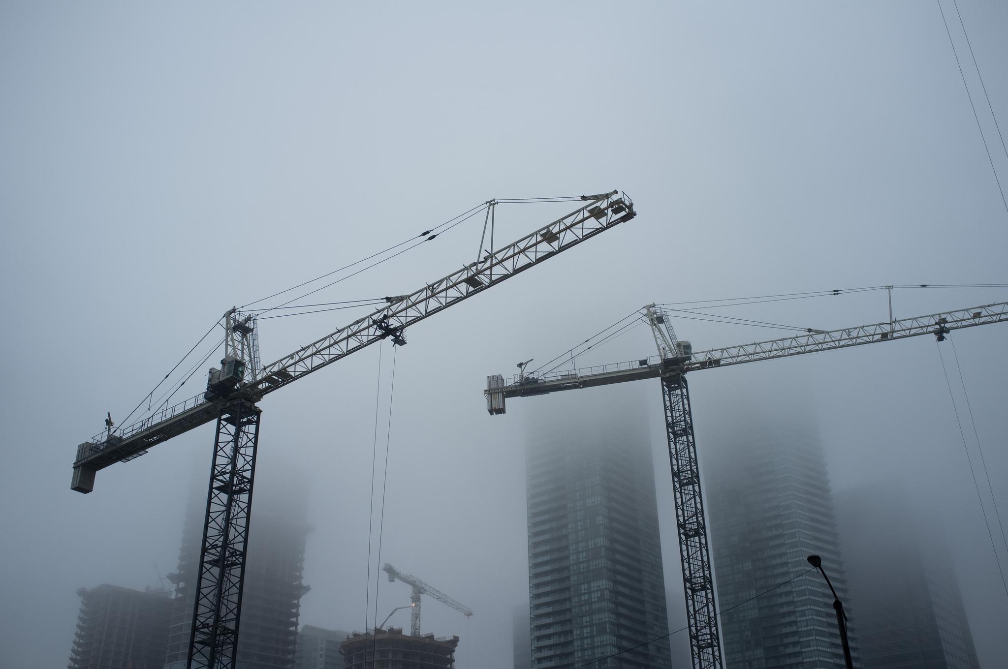 Construction Season by Richard Minton