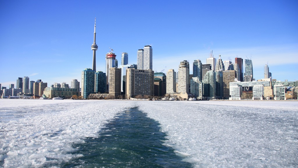 Toronto Island Park by Simon Claus