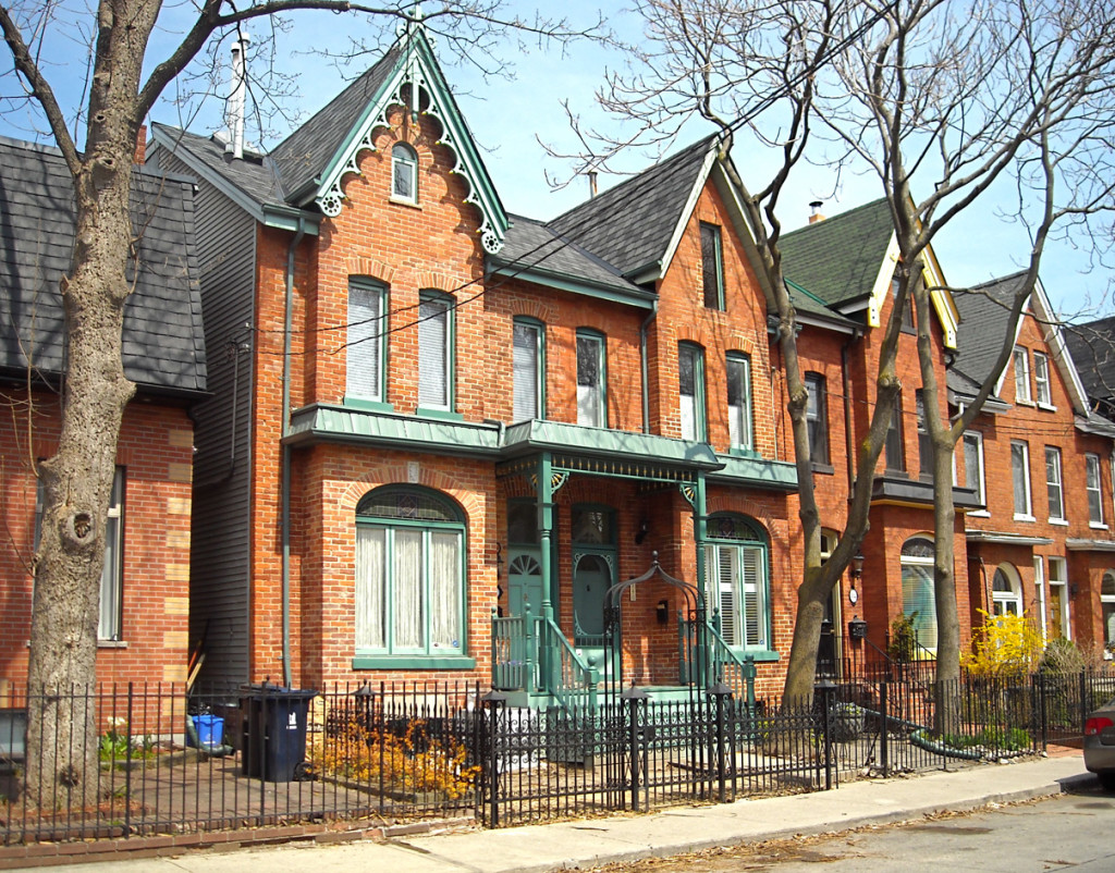 Cabbagetown by Frank Hilzerman