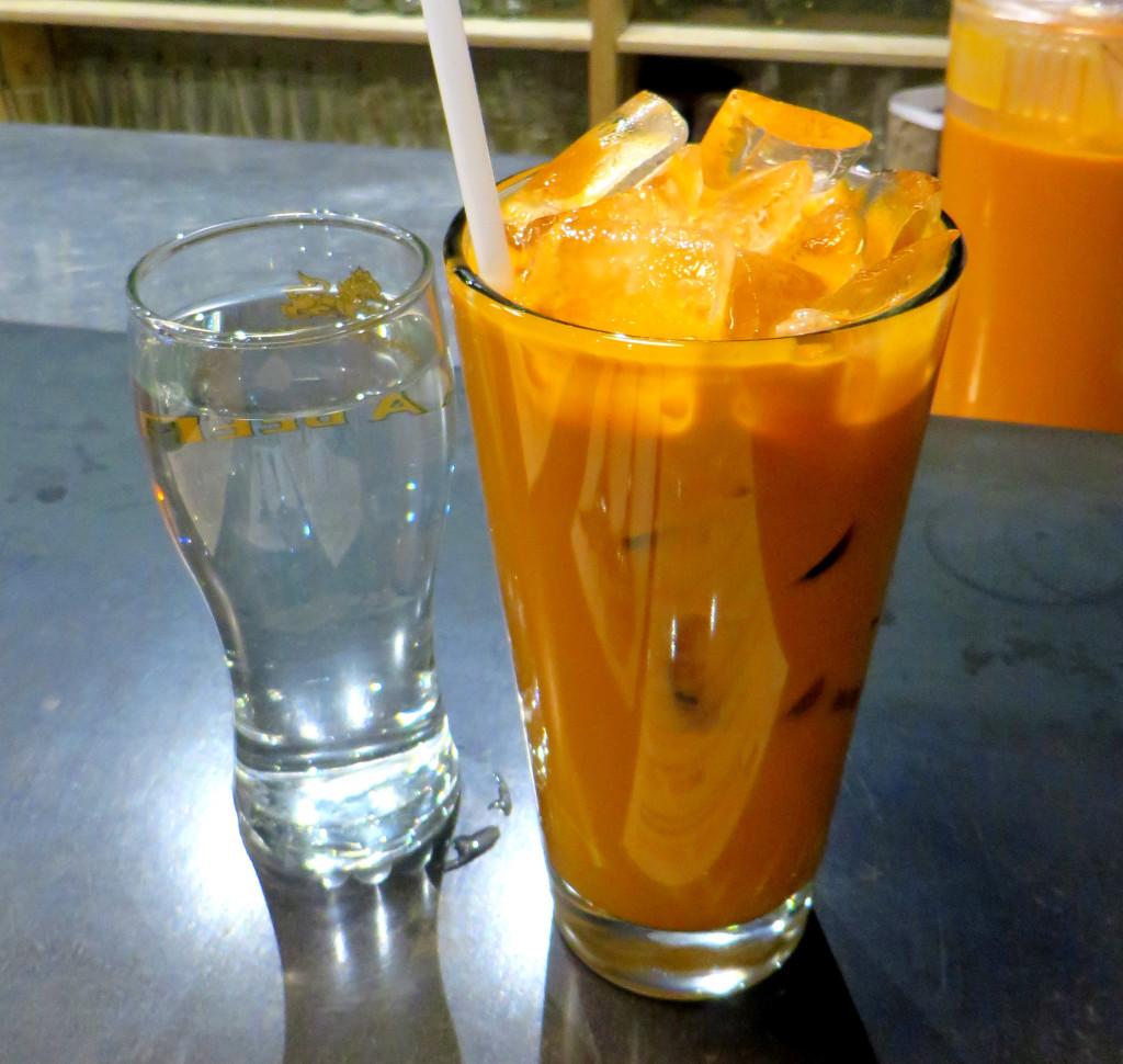 Khao San Road Chai Nom Yen (Thai Iced Tea)