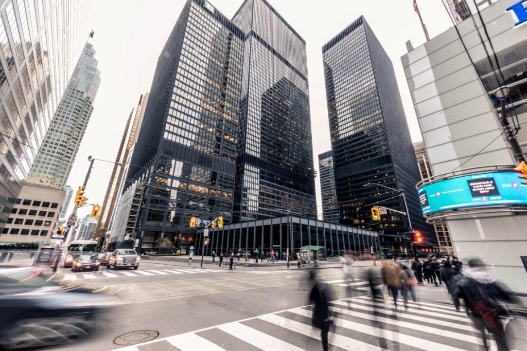 Toronto via @alx_andru on Unsplash