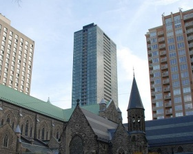 110 Charles St East, Suite 3907 - Central Toronto - Church-Yonge Corridor