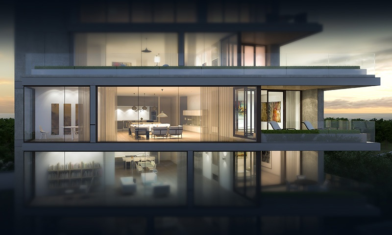 3rd Floor Terrace