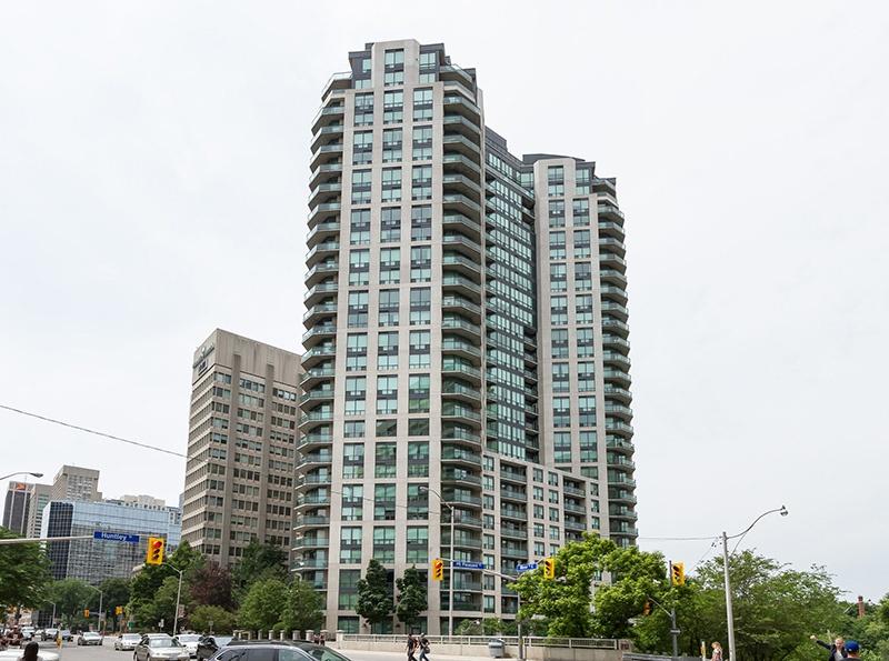 300 Bloor Street East, Suite 1205 - Central Toronto - Rosedale-Moore Park