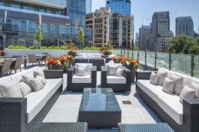 4th floor terrace