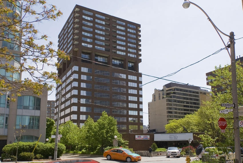914 Yonge Street  #2002 - Central Toronto - Central Toronto