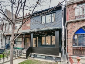 262 Palmerston Avenue, Lower Level - Central Toronto - Trinity-Bellwoods