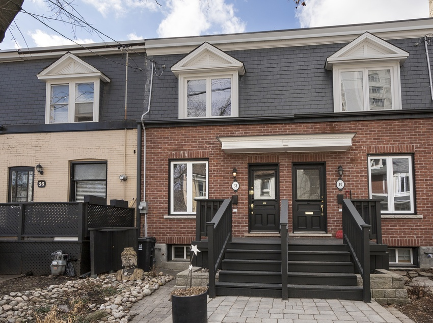 38 Tiverton Avenue - East Toronto - South Riverdale